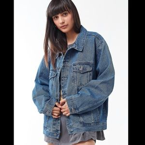 UO VIntage Oversized Jacket